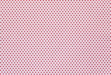 white and red Tiny Polka Dots Background photo