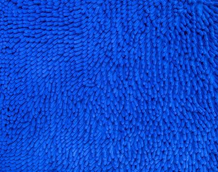 blue carpet: Closeup of Blue carpet. Background. Textile texture.