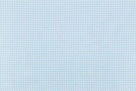textura: Azul con l�nea blanca fondo de la tela a cuadros textil.