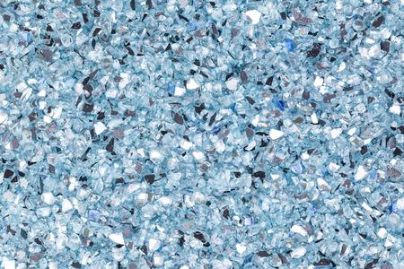 robberies: Broken glass seamless background texture Stock Photo