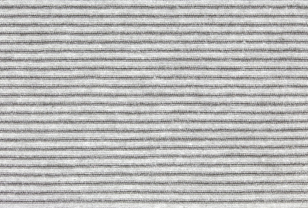 blanco y negro de la tela a rayas Resumen de fondo con textura. patrón sin fisuras