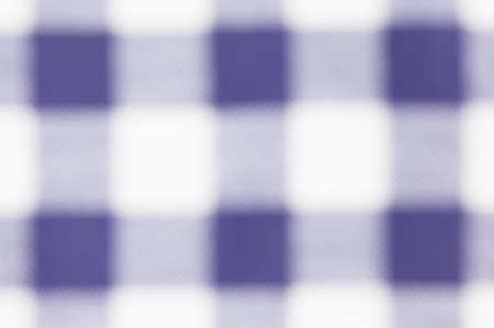 defocus: Defocus plaid fabric, Abstract Blur plaid  fabric in white background