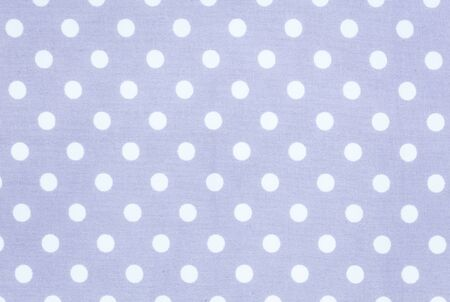 polka dot fabric: Purple and White Polka Dot Fabric Background that is seamless