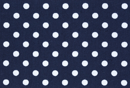 polka dot fabric: Black and White Polka Dot Fabric Background