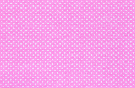 tile: White Polka dot over purple fabric background and texture