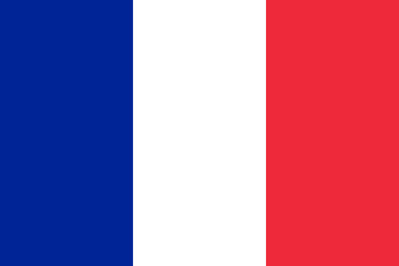 french flag: Flag of France French country