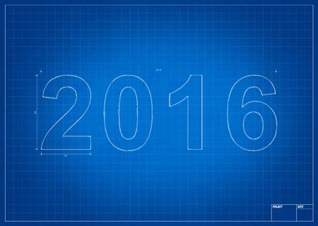 fondo: anteproyecto arquitecto para el 2016 a�o nuevo con mesure y l�neas