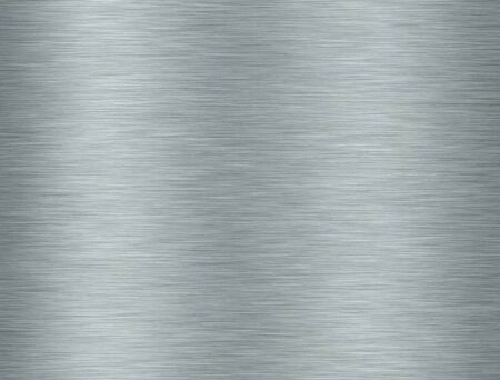 aluminum texture: Metallic aluminium texture with reflection for background Stock Photo