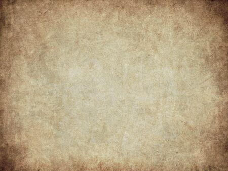paper textures: Empty grunge texture on old paper for background