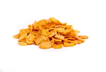 cornflakes: Cornflakes Stock Photo