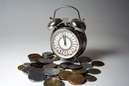 time is money Stock Photo - 1350503