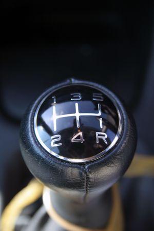 shifter: gear shifter