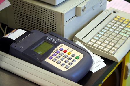 Credit Card register photo