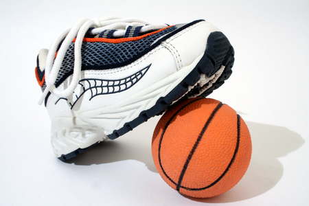 under control: Basketball and shoe - Under control !