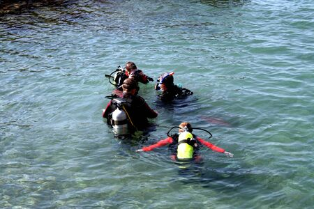 Divers Stock Photo - 1470266