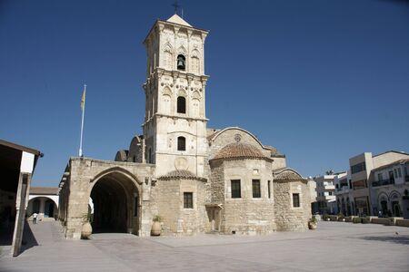 lazarus: St lazarus church in Larnaca, Cyprus