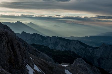 julian: Beautiful views of Triglav National Park - Julian Alps, Slovenia
