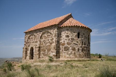 symbolics: David Gareja Chapel in Georgia