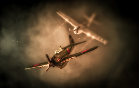 Aerial combat based on attack on Pearl Harbor   US vs. Japan