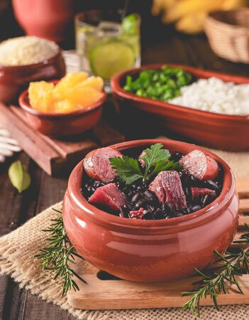 Bean stew - Brazilian Traditional Food