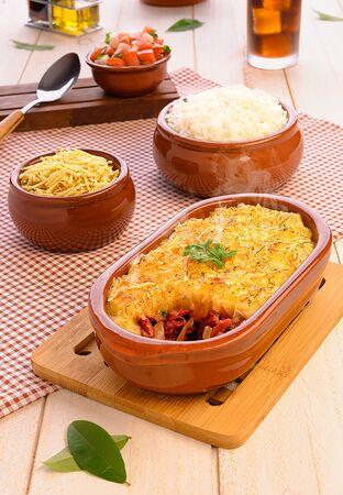 Shepherds Pie - Brazilian Traditional Food