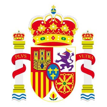 escudo: España escudo original, Vectores