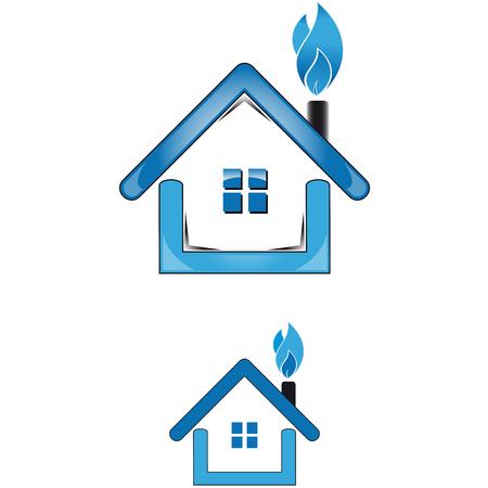 methane: House methane gas utility