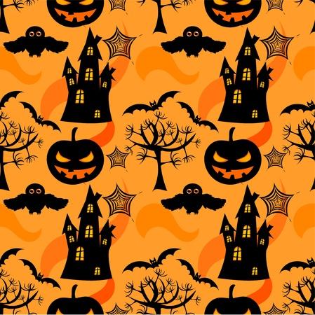 Perfecta textura de Halloween Foto de archivo - 11587867