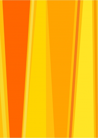 Sunny yellow striped background. Vector illustration Vector