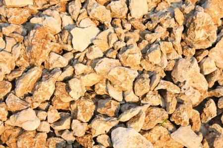 carboniferous: Limestone background Stock Photo