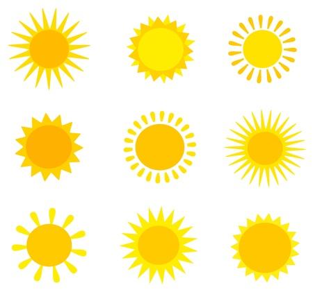 Sun collection.