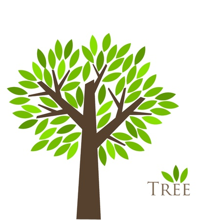 simple life: Tree of life illustration