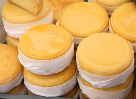 Portuguese farmers cheese photo