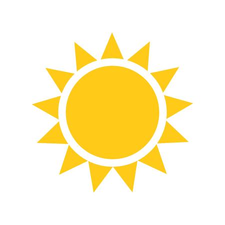 słońce: Ikona Sun.