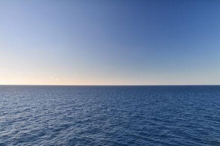 Peaceful ocean view.  Big blue.