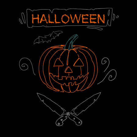 Minimal print for halloween use it for your t-shirt