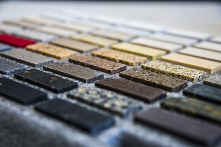 Kitchen counter sample color stone