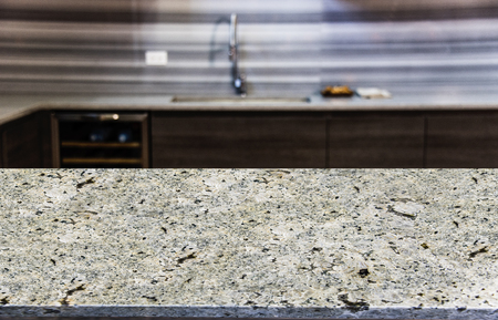 renovated: granite worktop