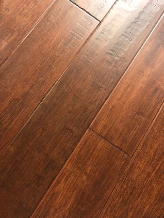 Beautiful hardwood floor installed.