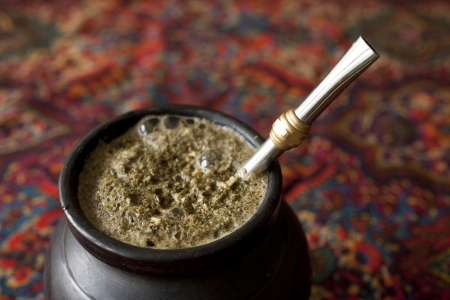 yerba mate photo
