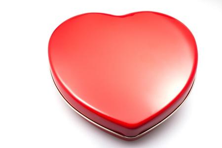 heartshaped box Stock Photo - 11127471