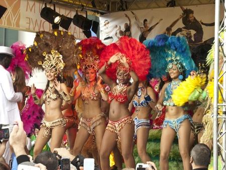 pageant: warsaw, poland, 8 september 2010, Kulmixtura Carnival Parade
