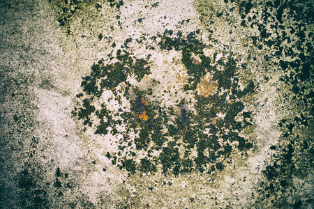corrode: old rusty metal plate for background