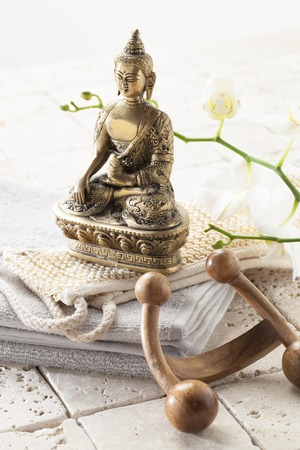 pampering: pampering treatment with Zen in mind