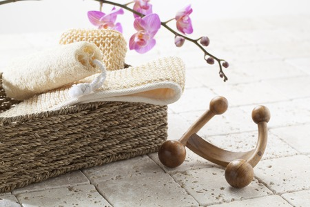 indulging: exfoliation for vitality at your home spa