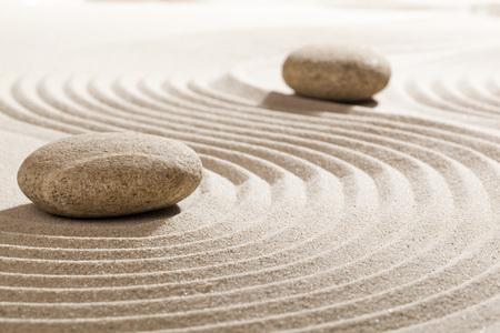 piedras zen: Feng Shui flexibilidad Foto de archivo