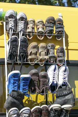 Segunda Para De Mano Los Zapatos Bebes Y Visualización Niños Jcul13TKF