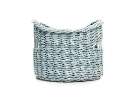 Basket isolated on a white background