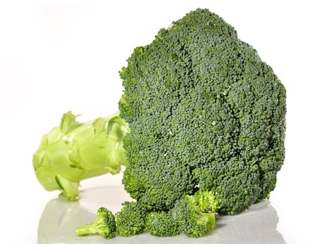 agricultura: Brocoli  Stock Photo