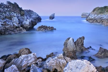Costa asturiana. Imagens